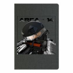 Блокнот А5 Area-14