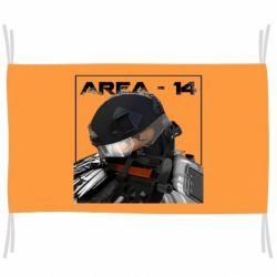 Флаг Area-14