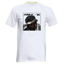 Мужская спортивная футболка Area-14