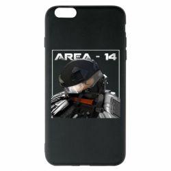 Чехол для iPhone 6 Plus/6S Plus Area-14