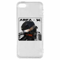Чехол для iPhone5/5S/SE Area-14