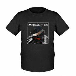 Детская футболка Area-14