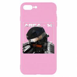 Чехол для iPhone 8 Plus Area-14