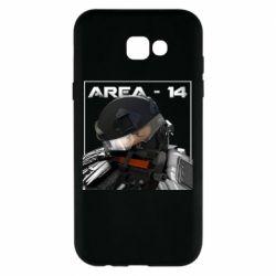 Чехол для Samsung A7 2017 Area-14