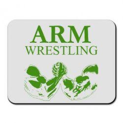 Килимок для миші Arm Wrestling