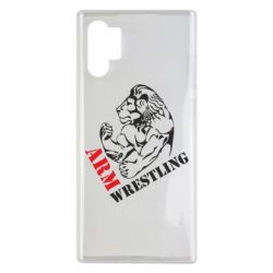 Чохол для Samsung Note 10 Plus Arm Wrestling