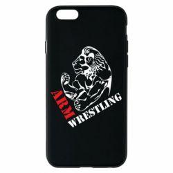 Чохол для iPhone 6/6S Arm Wrestling