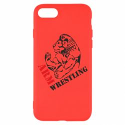 Чохол для iPhone 8 Arm Wrestling