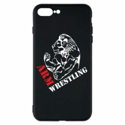 Чохол для iPhone 8 Plus Arm Wrestling