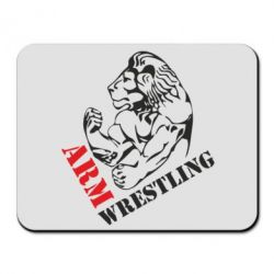 Коврик для мыши Arm Wrestling