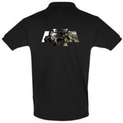 Купить Футболка Поло Arma 3 logo, FatLine