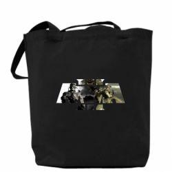 Купить Сумка Arma 3 logo, FatLine