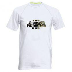 Купить Мужская спортивная футболка Arma 3 logo, FatLine