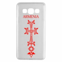 Чехол для Samsung A3 2015 Armenia