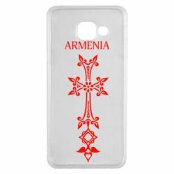 Чехол для Samsung A3 2016 Armenia