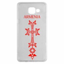 Чехол для Samsung A5 2016 Armenia