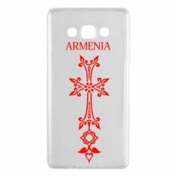 Чехол для Samsung A7 2015 Armenia