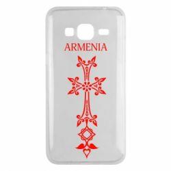 Чехол для Samsung J3 2016 Armenia