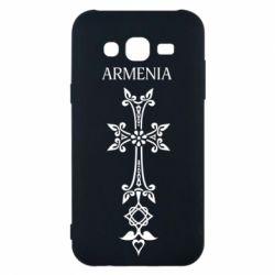 Чехол для Samsung J5 2015 Armenia