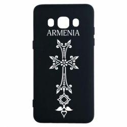 Чехол для Samsung J5 2016 Armenia