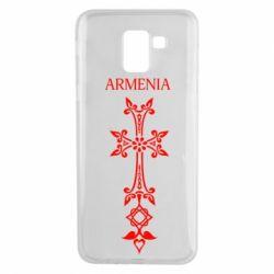 Чехол для Samsung J6 Armenia