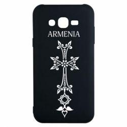 Чехол для Samsung J7 2015 Armenia