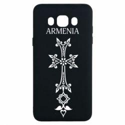 Чехол для Samsung J7 2016 Armenia