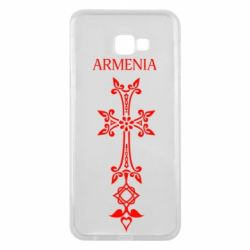 Чехол для Samsung J4 Plus 2018 Armenia