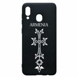 Чехол для Samsung A20 Armenia