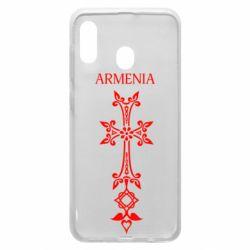 Чехол для Samsung A30 Armenia
