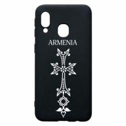 Чехол для Samsung A40 Armenia