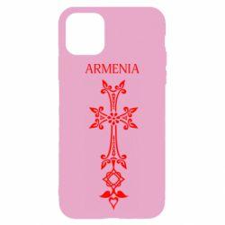 Чехол для iPhone 11 Armenia