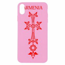 Чехол для iPhone X/Xs Armenia