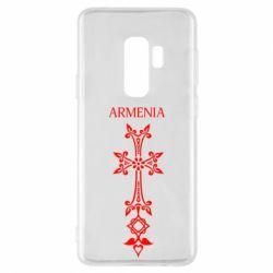 Чехол для Samsung S9+ Armenia