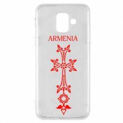 Чехол для Samsung A6 2018 Armenia