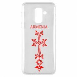 Чехол для Samsung A6+ 2018 Armenia