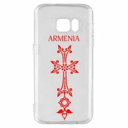 Чехол для Samsung S7 Armenia
