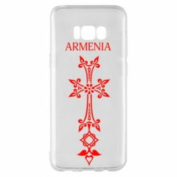 Чехол для Samsung S8+ Armenia