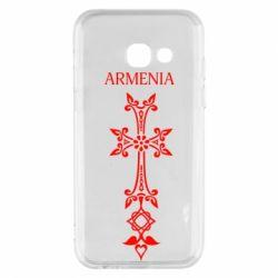 Чехол для Samsung A3 2017 Armenia
