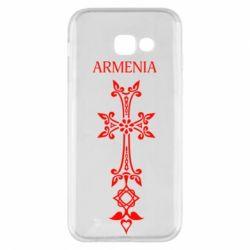 Чехол для Samsung A5 2017 Armenia