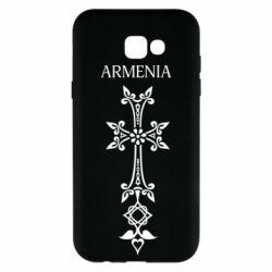 Чехол для Samsung A7 2017 Armenia