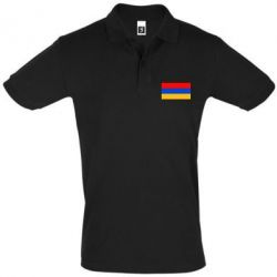 Футболка Поло Армения - FatLine