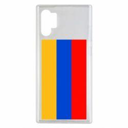 Чохол для Samsung Note 10 Plus Вірменія