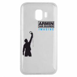 Чехол для Samsung J2 2018 Armin Imagine