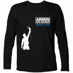Футболка с длинным рукавом Armin Imagine - FatLine