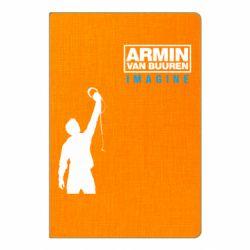 Блокнот А5 Armin Imagine