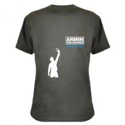 Камуфляжная футболка Armin Imagine - FatLine