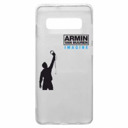 Чехол для Samsung S10+ Armin Imagine