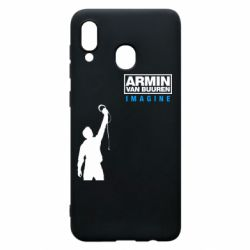 Чехол для Samsung A20 Armin Imagine