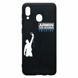 Чехол для Samsung A30 Armin Imagine